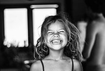 beautiful smiles / nothing is as pure as a smile AND nothing sounds better than laughter