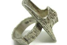 Jewellery - Designers / Jewellery designers, mainly european, silver vintage