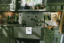 HOME: Sinks & Faucets / Just sinks & faucets -- more ideas for the kitchen restoration.  / by KansasKate