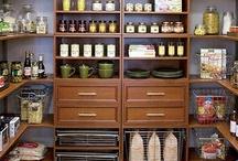 HOME: Pantry, Larder, Cellar / by KansasKate