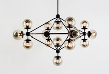 Lighting I Love / by Jacque McCarthy