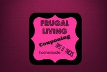 Frugal Living & Couponing tips / by Just Me Regina