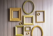 H O M E   Gallery Walls / by Carol Dibert