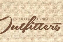 Quarter Horse Outfitters / Quarter Horse Outfitters, headquartered at AQHA in Amarillo but available worldwide at www.quarterhorseoutfitters.com, has the latest western fashion, home decor, AQHA branded products and much more. / by American Quarter Horse Association (AQHA)
