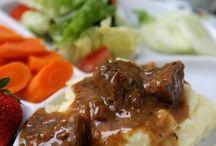 Beef Recipes / by Vivina Gomez