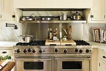 Dream Kitchen  / by Liz Silvio