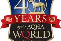 Events / by American Quarter Horse Association (AQHA)