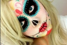 Halloween Costumes and Party Makeup / Who else begins to plan their child's, spouse's and own Halloween costume around June?  Is it just me? / by Judine Pottmeyer