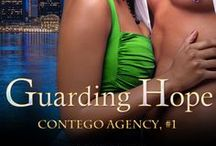 Guarding Hope Inspiration / The first in a new Romantic Suspense series set in modern day Detroit. -- War hero Daniel Escobar has left behind his career as a Marine and now works for the Contego Agency, Detroit's premier personal protection firm. Unfortunately his heroic actions on the battlefield cost him not only part of his sight, but also his peace of mind. Haunted by regrets of the past, Daniel finds a new purpose in life when he is given the job of protecting Hope, the only woman he's ever truly loved, from the mob.