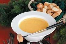 Creative Fondue, Dips & Sauces / by 'Valarie' Phillips