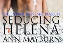 Seducing Helena IR Contemporary Romance / A supermodel and a Marine start out as pen pals and end up as so much more.
