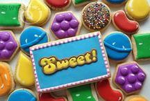 Oh Sugar Sugar....COOKIE! / by Judine Pottmeyer