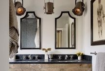 H O M E   Bathroom / by Carol Dibert