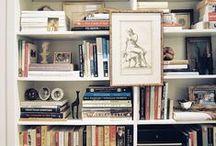 Home: Bookshelves