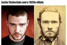 Historical Doppelgangers