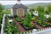 Gardening: The Potager / by Kelley *
