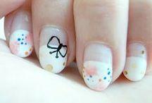 Nail design / こんな可愛い爪先がほしい