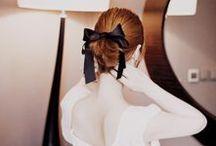 HAIR / 飾り、守り、そして追い越さない従順さ