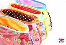 Bags and Pouches / by Shiny Happy World