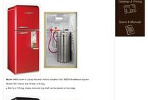 Northstar Retro Refrigerators by Elmira