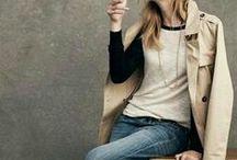 Style: Ten Item Wardrobe- Fall/Winter