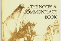 Art Journals: Commonplace Books / by Kelley *