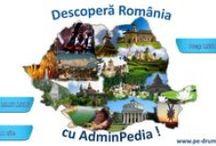 Travel with AdminPedia ! / Agenţia AdminPedia vă oferă o varietate largă de pachete turistice externe şi interne. Dacă nu v-aţi rezervat încă concediul pentru anul 2016, noi vă ajutăm în găsirea celei mai bune oferte. Trimite-ne o solicitare prin mail şi împreună vom găsi vacanţa perfectă ! Contact: 0268 587 230/ 0720 065 918, E-mail: turism@adminpedia.ro, Website: www.pe-drumuri.ro.