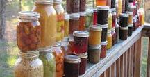 Canning...Freezing...preserving / Food