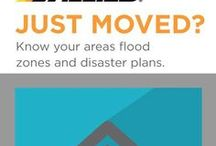 Allied 'Just Moved?' Tips / If you have just moved or are planning a move, we have information on new home care, unpacking and settling into a new home and neighborhood after a relocation.