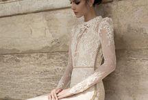 Wedding dresses / Beautiful high fashion wedding dresses ❤️