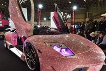 Rosa biler