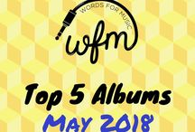 Top 5 Albums of The Month