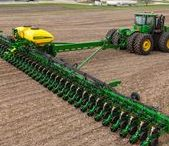 Agricultural machines / Helping agricultural machinery manufacturers, delivery ever more efficiency, through innovative design and product knowledge