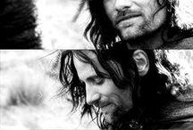 Aragorn & Viggo Mortersen