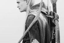 Legolas & Orlando Bloom