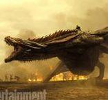 Game of Thrones / Seriado da TV Norte Americana Game Of Thrones.