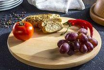 Stół szwedzki, deska obrotowa / taca do serwowania