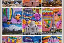 Art ideas for teaching