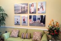 Decorating with Portraits / Cool ideas for decorating your home with portraits!