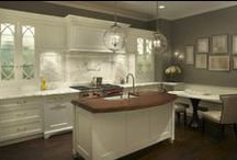Kitchens / by Jessica Clock