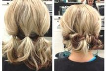 Hairstyles / by Jessica Clock