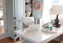 Home Offices / by Jessica Clock