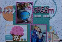 My Scrapbook LO - Eagle Craftz / This is a small collection of my scrapbook layouts. https://eaglecraftz.wordpress.com
