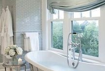 Master Bath / by Jessica Clock