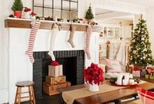 Christmas Decor / by Jessica Clock
