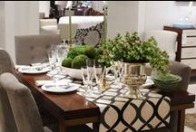 Tablescapes / by Jessica Clock