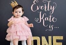 Portrait Inspiration {1 Year Old} / by Gina Hickman