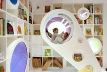 craft room/ playroom / by Jessica Clock
