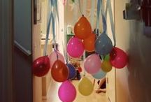 Party decorations / by Jessica Clock