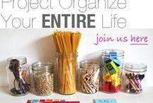 Organize My LIFE! / by Jodi